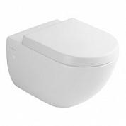 Унитаз подвесной Villeroy&Boch Subway Ceramic Plus 660010R1 (660010R1P)
